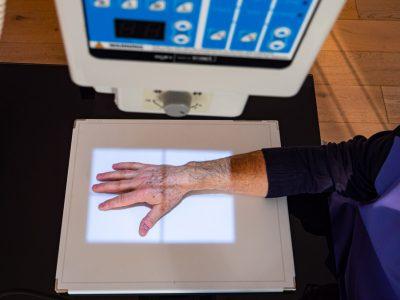 Servizio di radiografie a domicilio